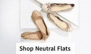 Shop Neutral Flats