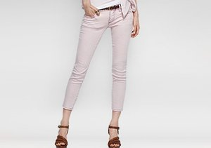 Casual Friday: Pastel Jeans & Tees