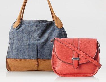 Casual Friday: Handbags