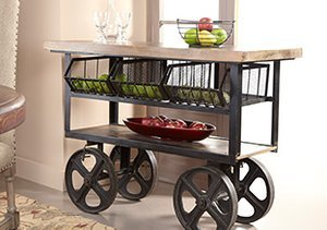 Home Shop: Industrial Style