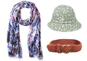 Casual Friday: Scarves, Hats & More