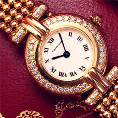 Estate Timepieces From Cartier, Patek Philippe, Tudor & More