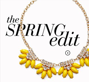 The Spring Edit: Necklace