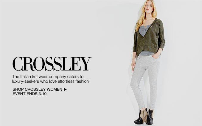 Shop Crossley - Ladies.