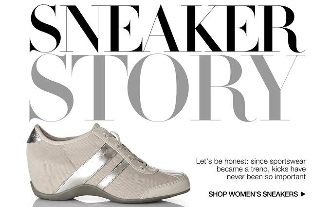Shop Sneakers.