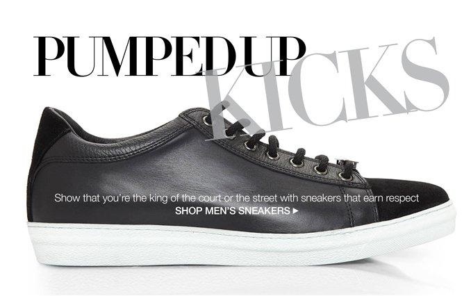 Shop Sneakers - Men.
