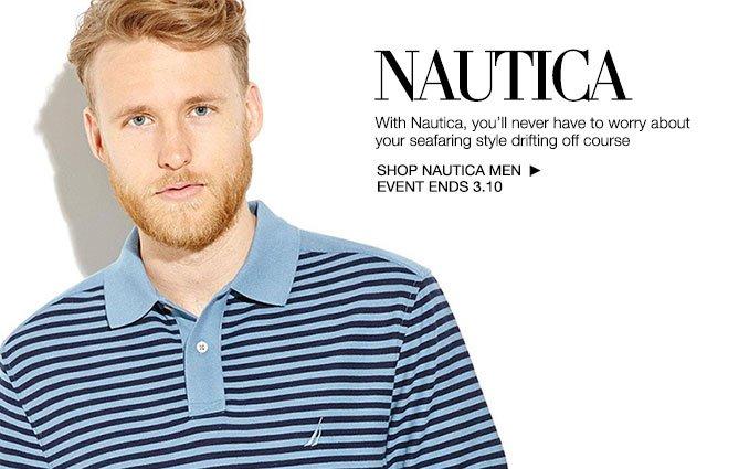 Shop Nautica - Men.