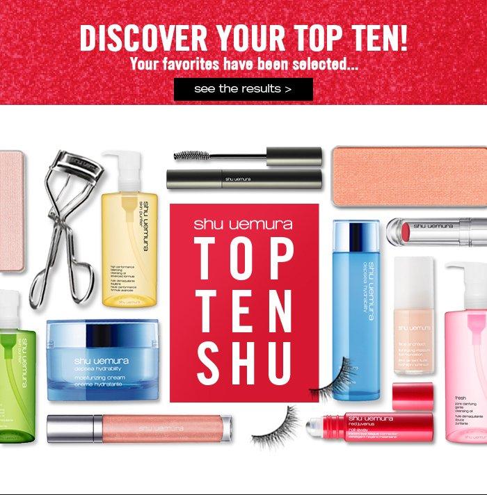 Discover your top ten