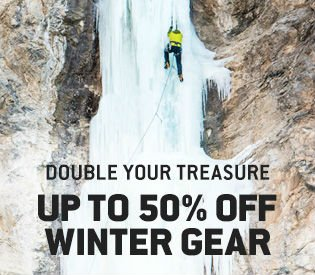 Up to 50% Off Winter Gear