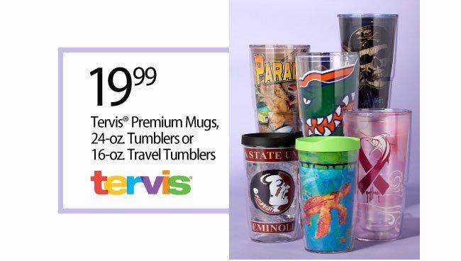 $19.99 Tervis Premium Mugs