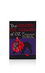 The Wonderful Wizard Of Oz Book Clutch