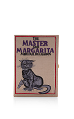 The Master And Margarita Book Clutch