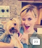 23 Fab Celeb Instagrams Plus Karlie Kloss and Taylor Swift's...
