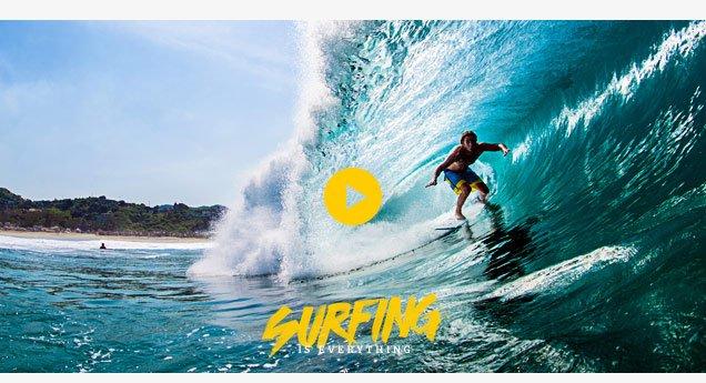 Surfing is Everything - Wilko