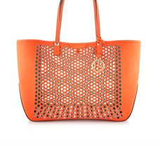 West 57th E/W Perforated Tote