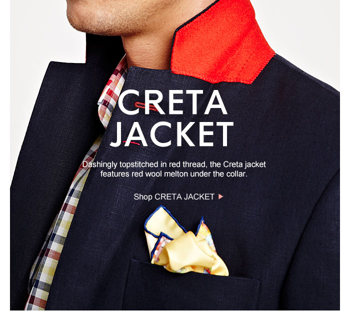 CRETA JACKET