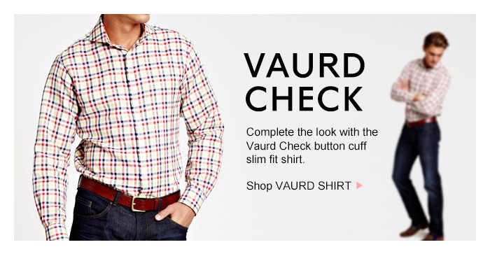 Complete the Look - VAURD CHECK