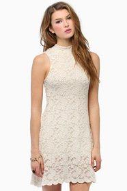 Celeste Lace Dress $43