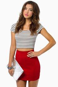 Wild Child Mini Skirt $26