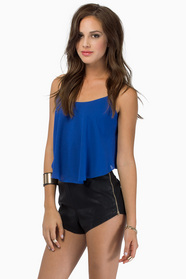 Zip It Shorts $36