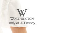 WORTHINGTON® only at JCPenney