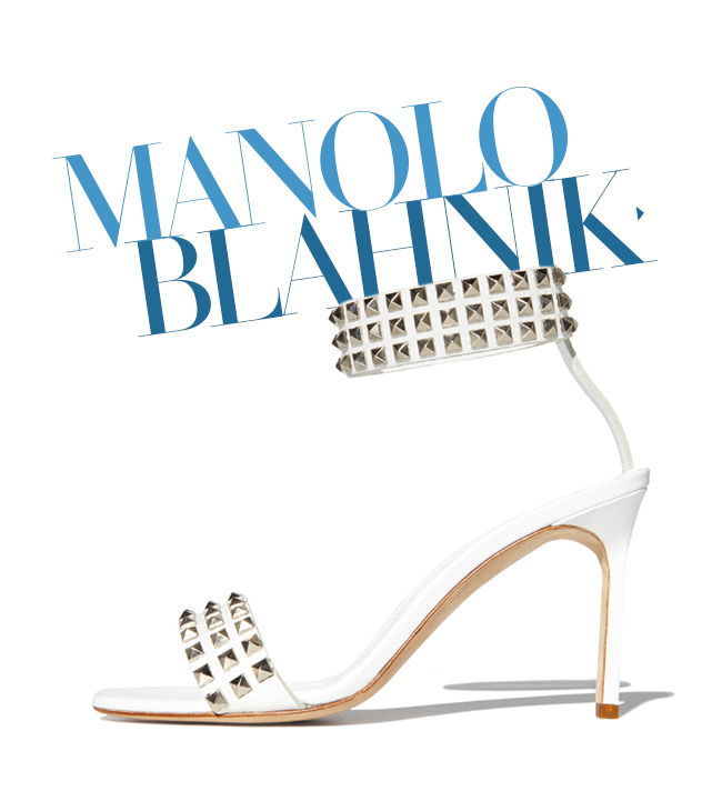 Manolo Blahnik Spring
