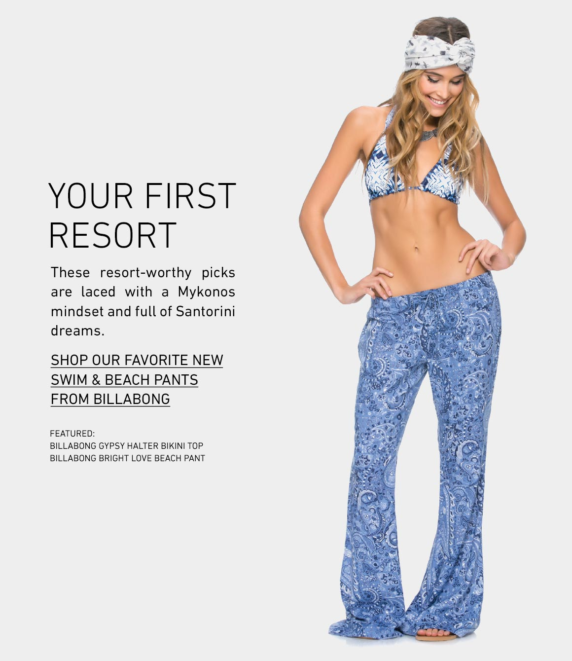 Shop New Billabong