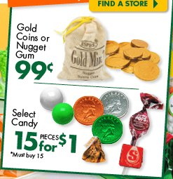 In Store Specials!