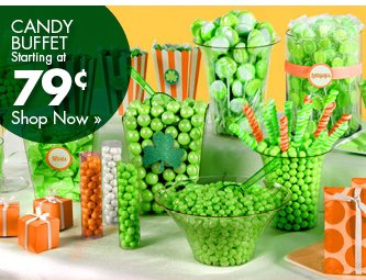 CANDY BUFFET Starting at 79¢