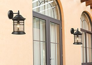 Outdoor Lighting: Sconces & More