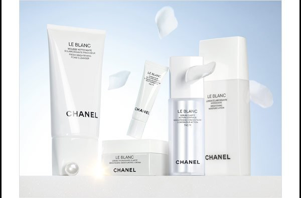 BRIGHTEN AND PROTECT Achieve the look of luminous skin  with LE BLANC, the ultimate brightening skincare collection.