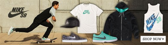 New from Nike SB