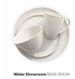 Wilder Dinnerware