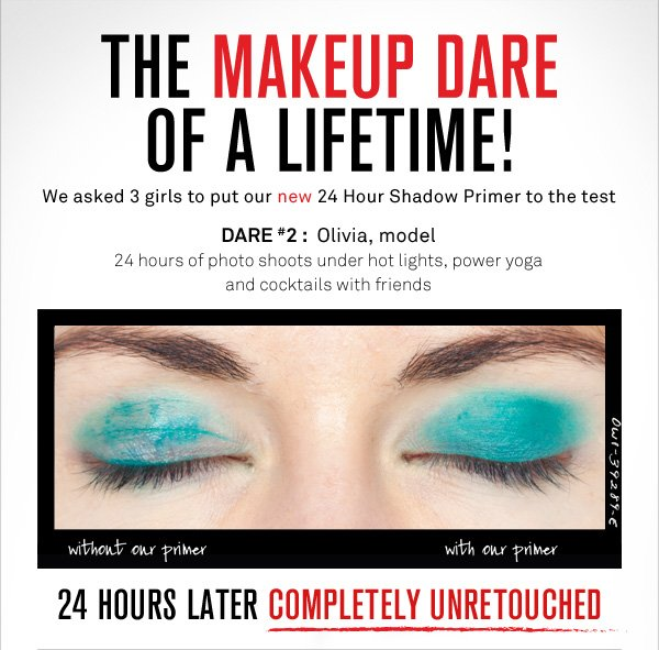 The Makeup Dare Of A Lifetime!