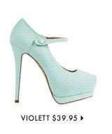 Violett - $39.95