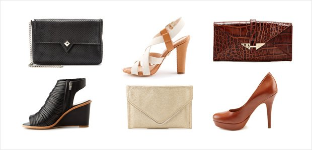Wardrobe Power Players: Neutral Shoes & Bags