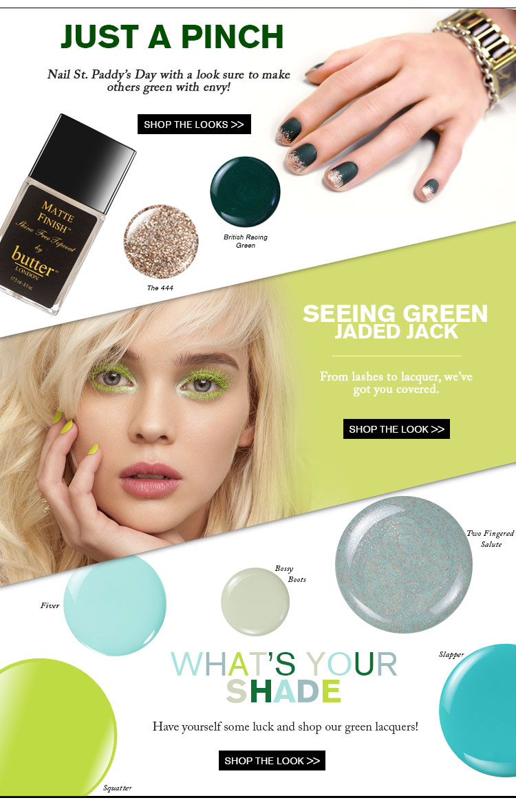 Pinch of Green