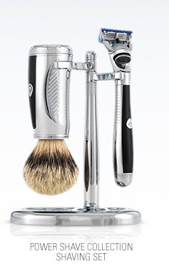 Power Shave Collection Shaving Set