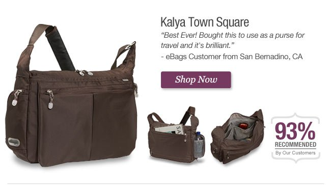 Kalya Town Square - Get it Now!