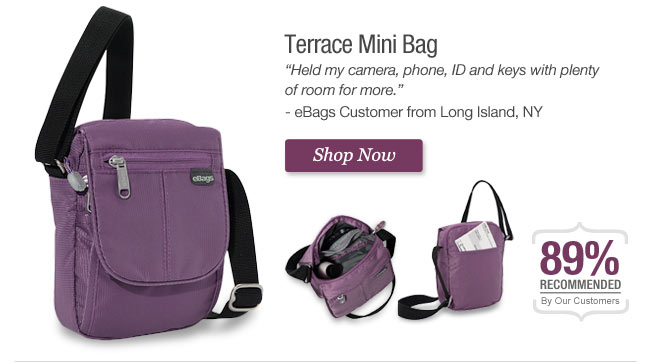 Terrace Mini Bag - Get it Now!