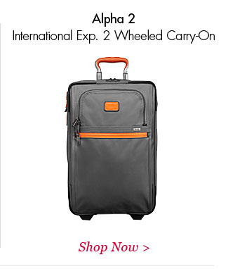 Alpha 2 International Exp 2 Wheeled Carry-On | Shop Now
