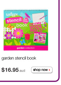 garden stencil book $16.95aud shop now >