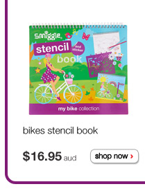 bike stencil book $16.95aud shop now >