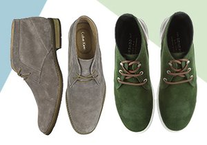 Get Your Suede On: Boots & Shoes