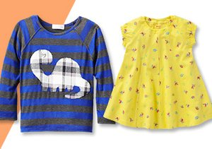 Bright & Bold: Kids' Separates