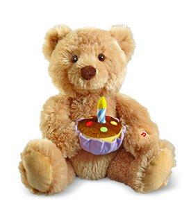 Happy Birthday Animated Bear by Gund® Shop Now