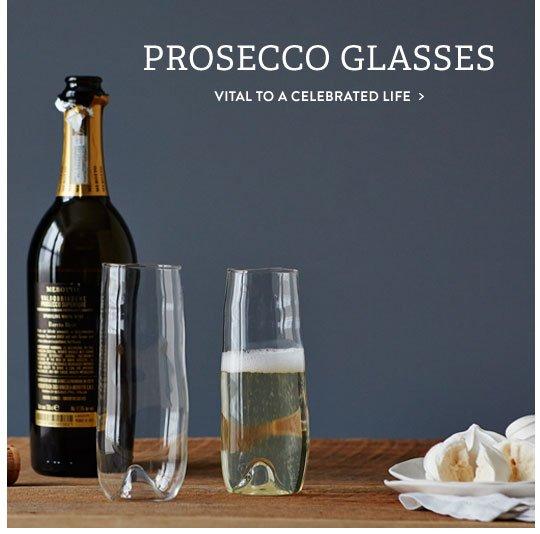 Prosecco Glasses