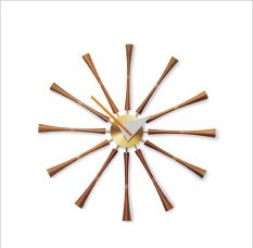 NELSON SPINDLE CLOCK (1957)