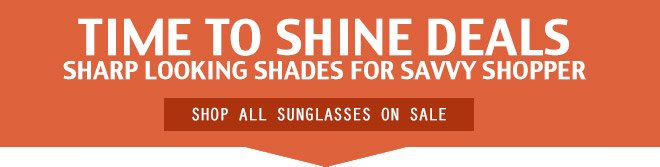 WorldofWatches Time to Shine Sunglasses Sale