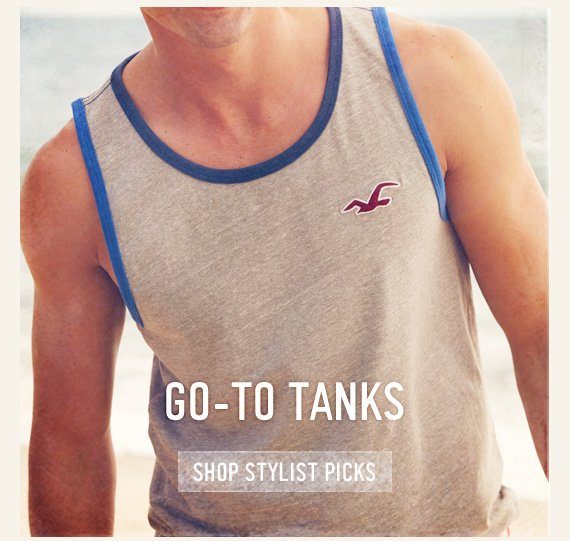 FO-TO TANKS SHOP STYLIST PICKS